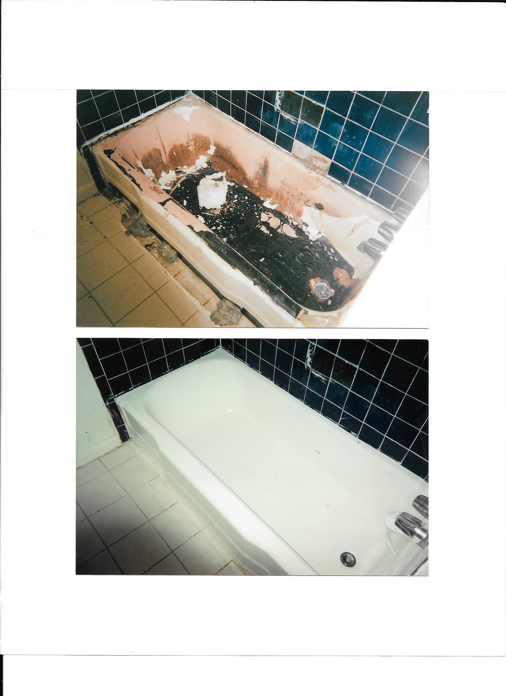 Bathtub Refinishing image 1