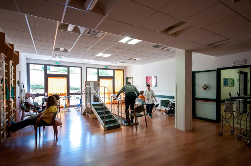 Casa soggiorno per anziani francesco e chiara for Soggiorno anziani