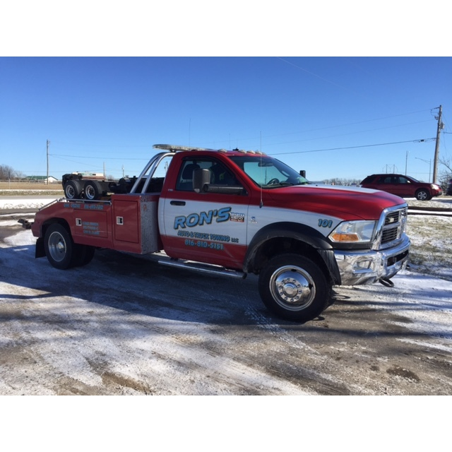 Ron's Auto and Truck Towing LLC