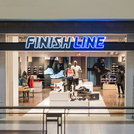 finish line  shoe stores in sioux city iowa
