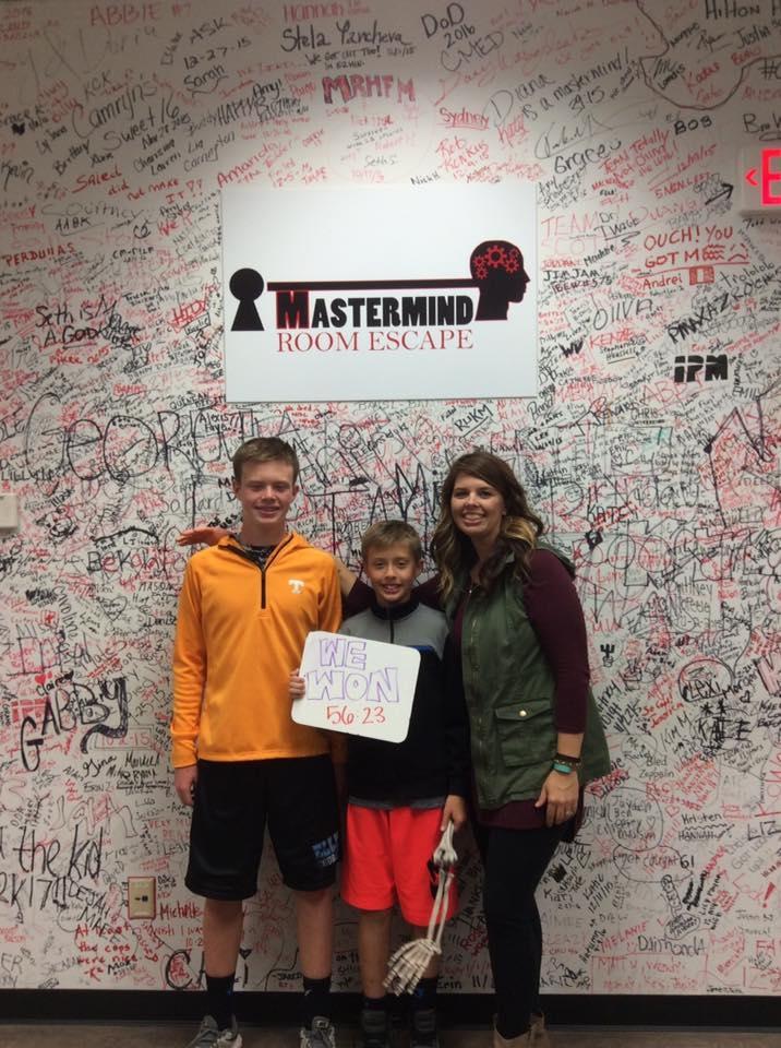 Mastermind Room Escape St Louis