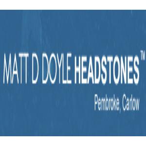 Matt D Doyle Headstones