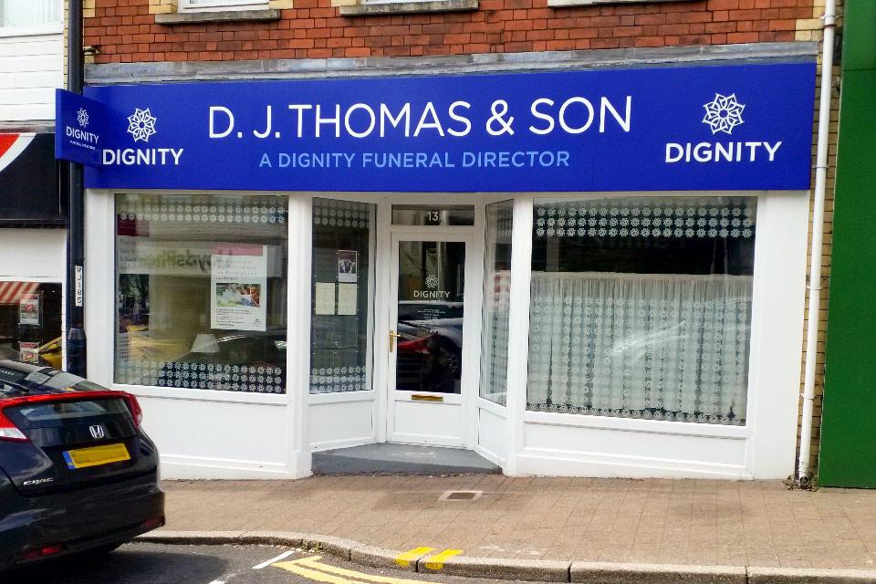 D. J. Thomas & Son Funeral Directors