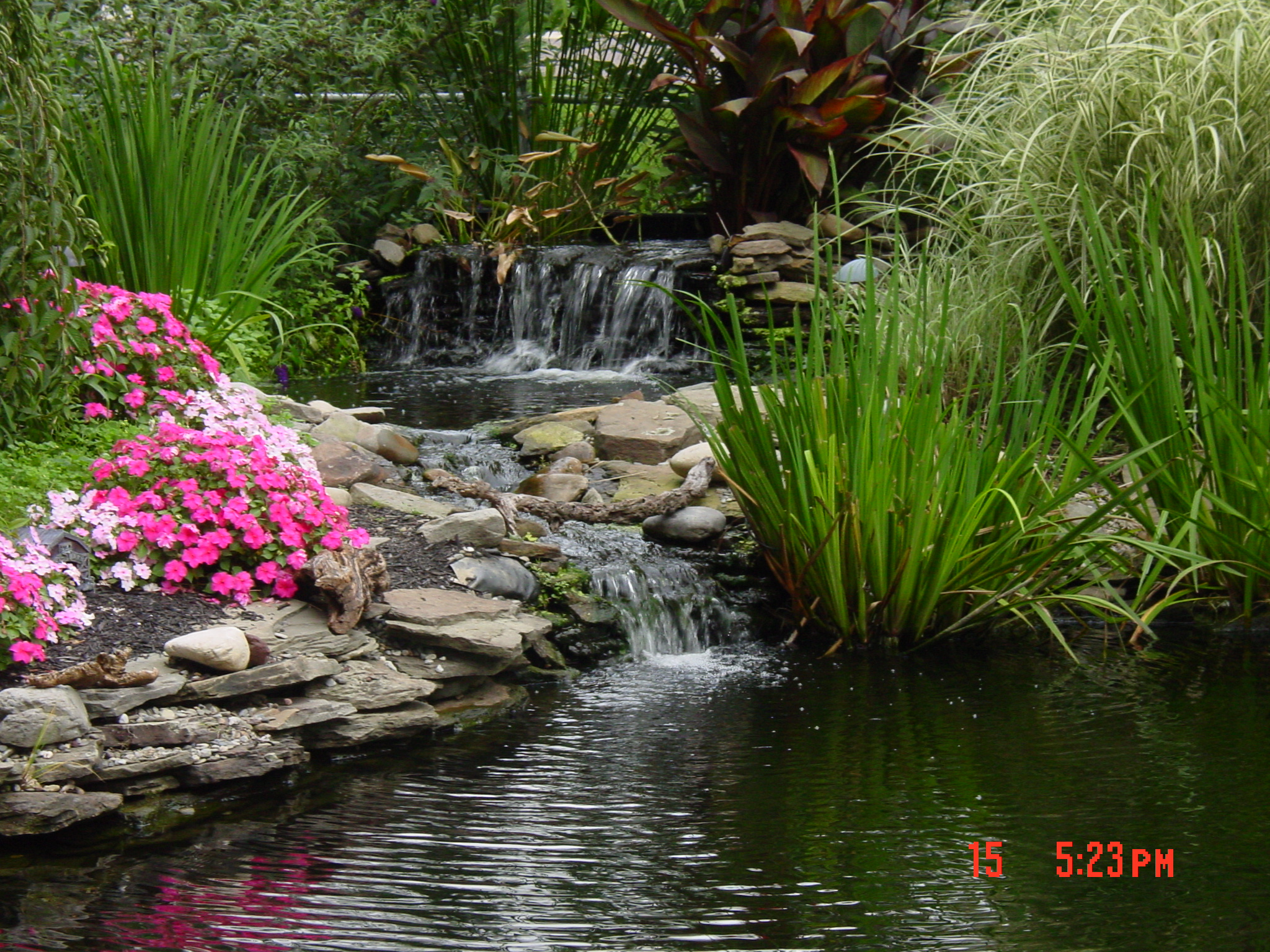 Palmoar modular buildings in desoto tx commercial for Prefab waterfalls for ponds