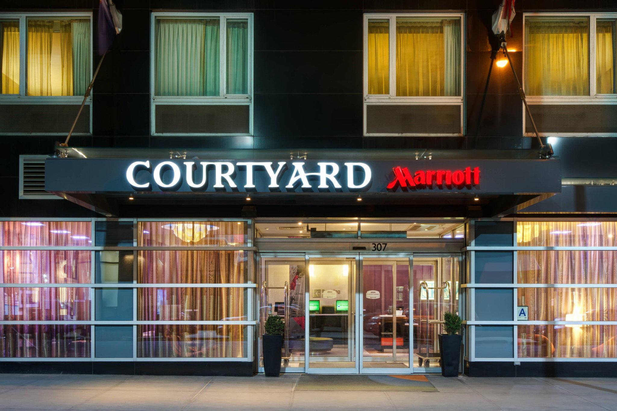 Courtyard by Marriott New York Manhattan/Times Square West