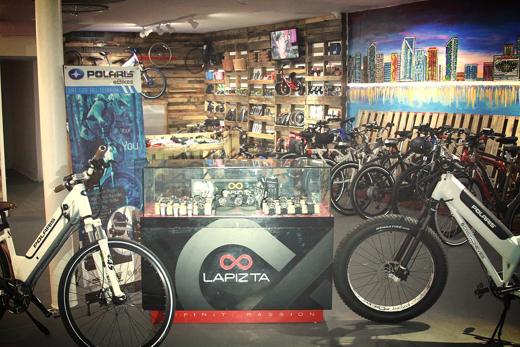 Polaris E-Bikes Miami