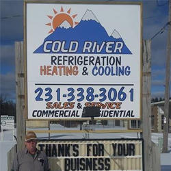 Cold River Refrigeration Heating & Cooling