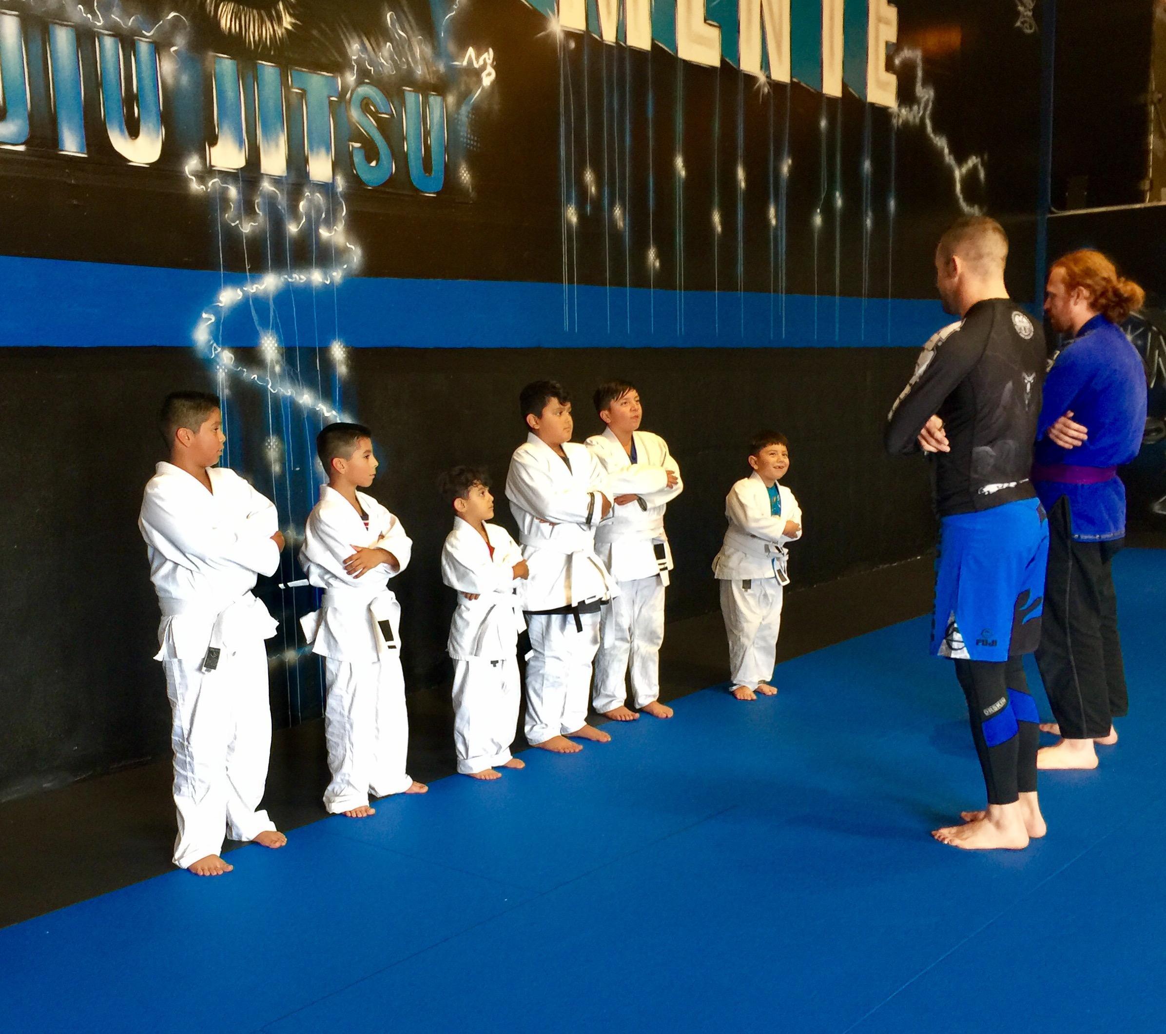 Nova Mente Jiu Jitsu Academy image 3