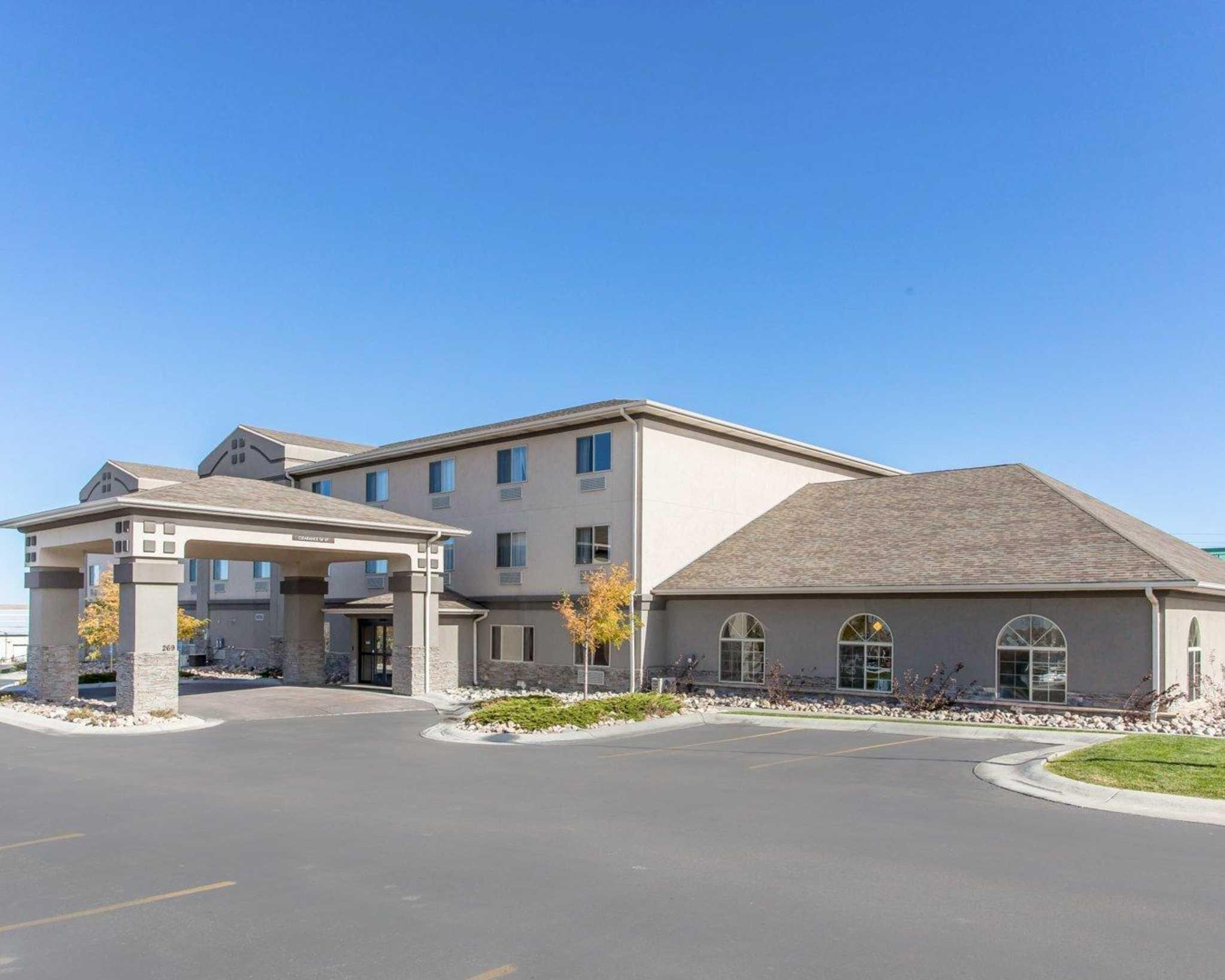 Comfort Inn Evansville-Casper image 0