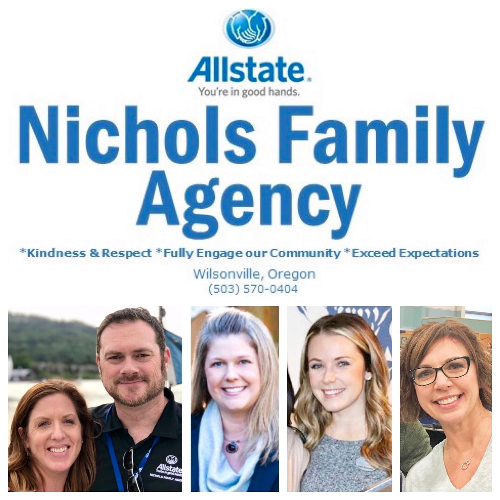 Nichols Family Agency: Allstate Insurance image 1