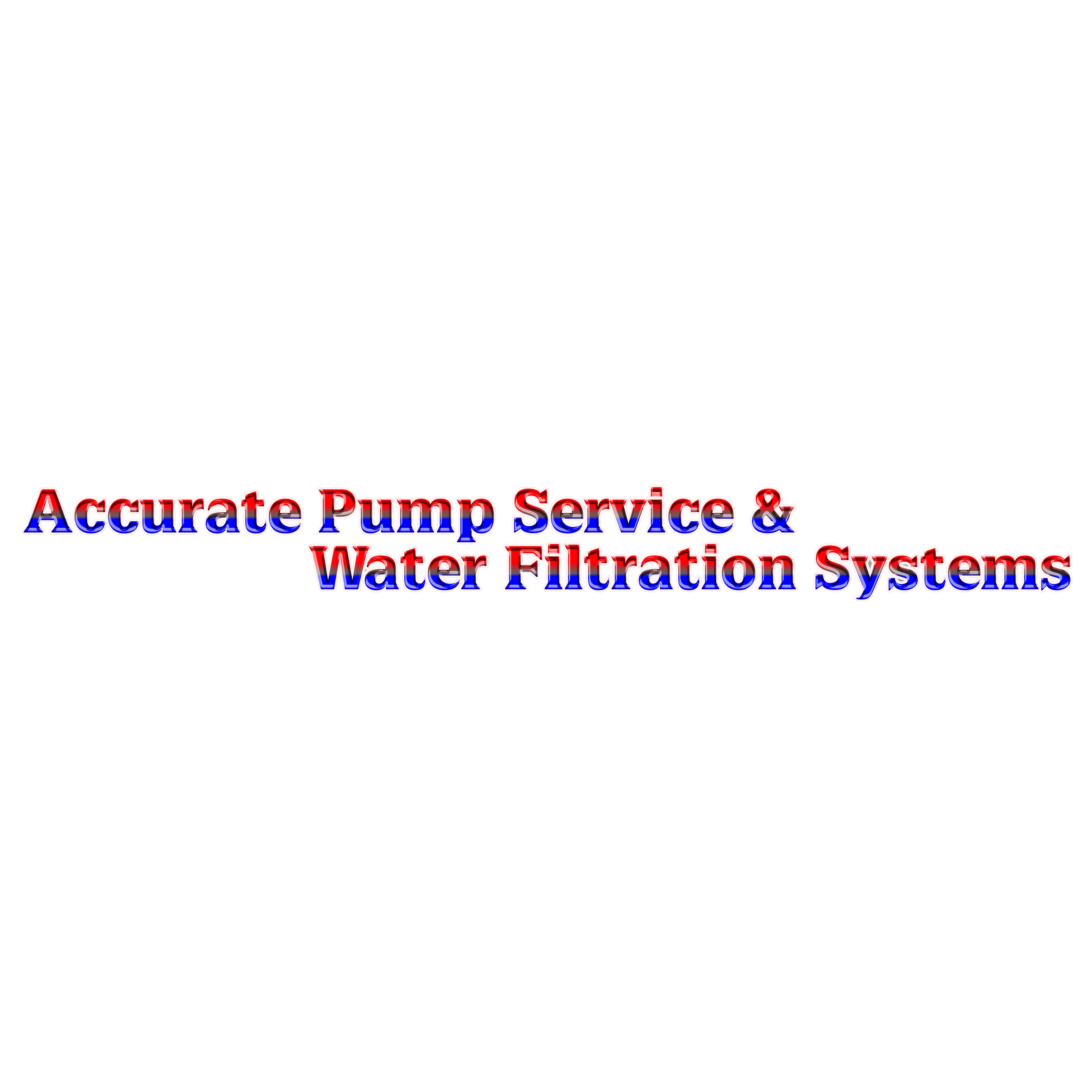 Accurate Water & Pump image 0