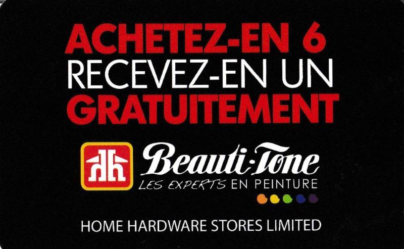 Pièces & Accessoires Saint-Jean - Home Hardware à Saint-Jean-Port-Joli