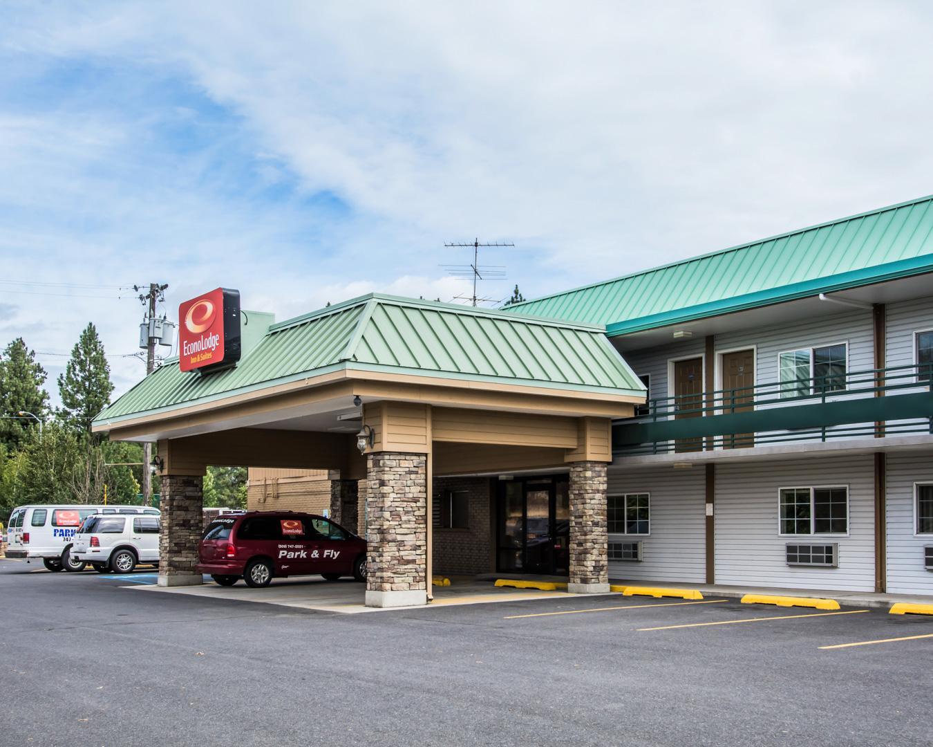 Motel  Spokane Wa