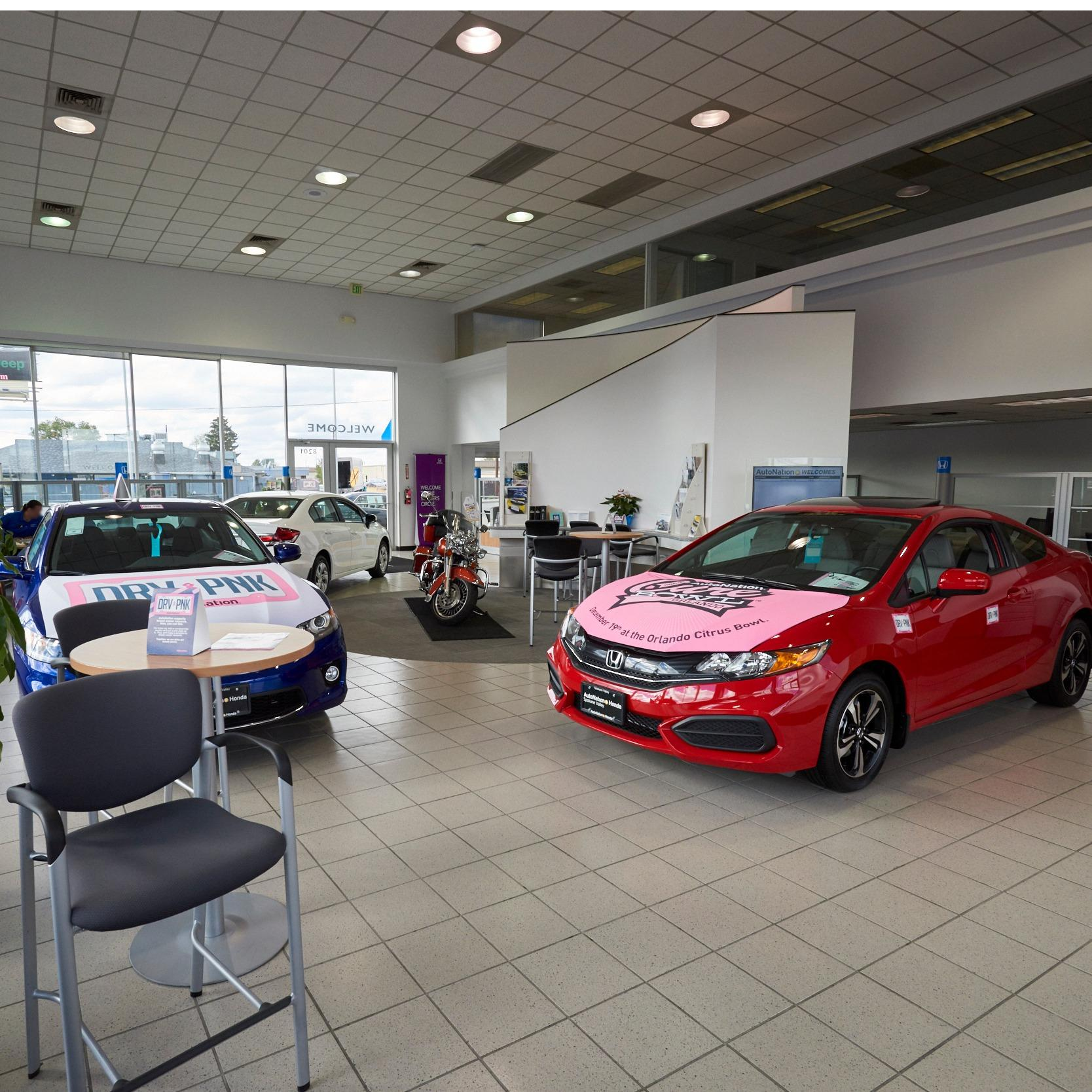 AutoNation Honda Spokane Valley Reviews