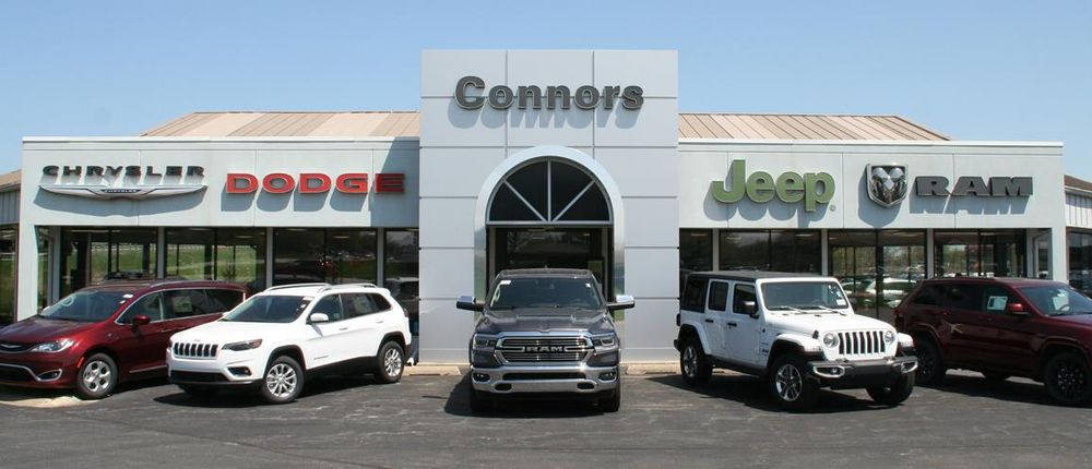 Connors Chrysler Dodge Jeep Ram