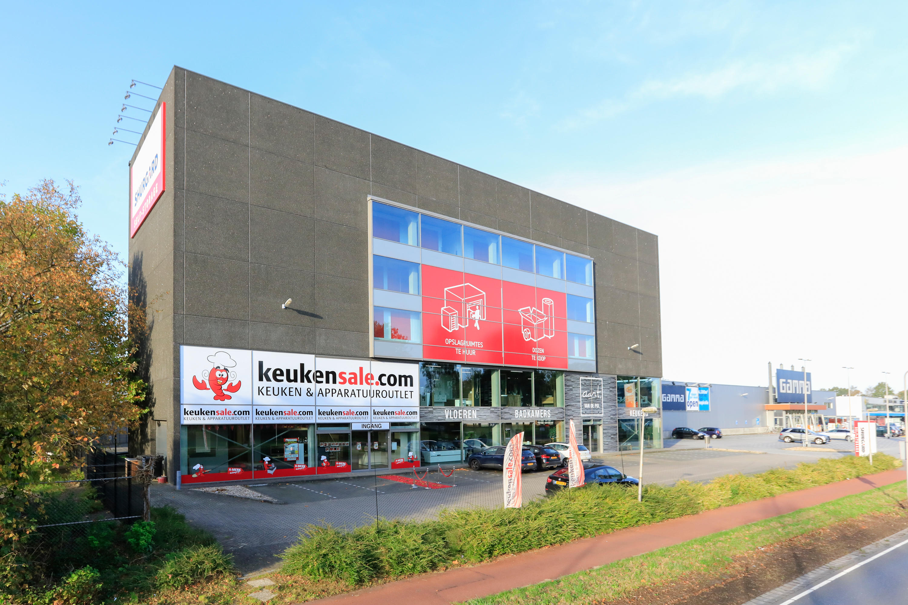 Shurgard Self-Storage Hengelo