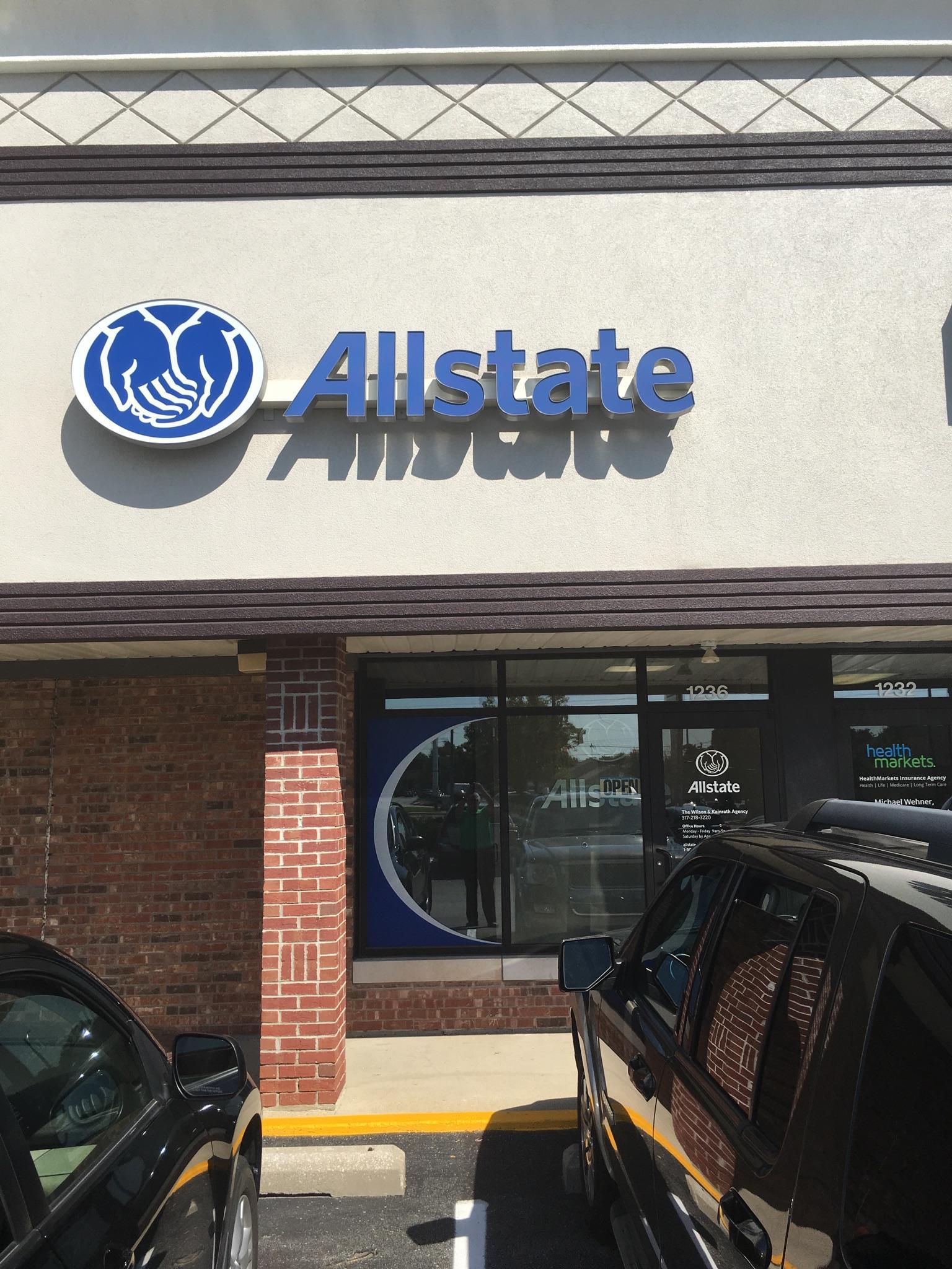 Allstate Insurance Agent Tod Wilson