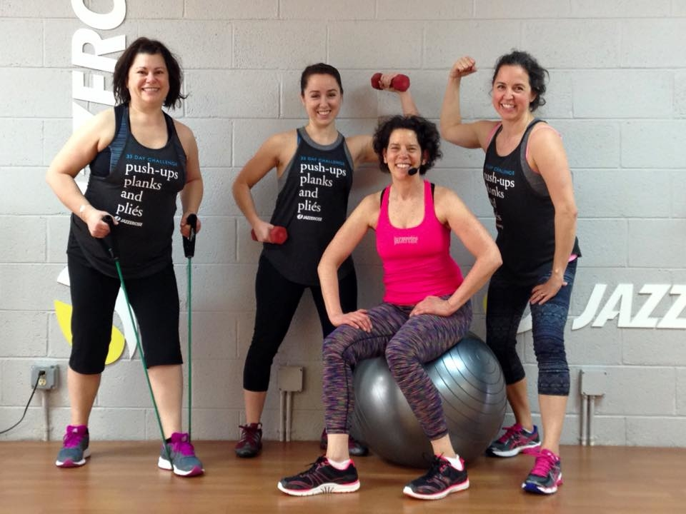 Jazzercise class coupons