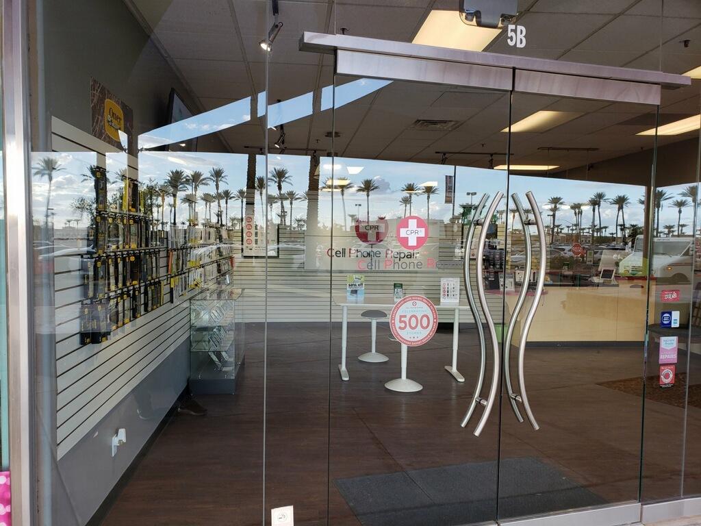 Cpr Cell Phone Repair Scottsdale 8980 Talking Stick Way Ste