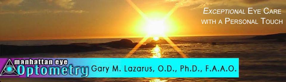 Lazarus Gary M Od Phd Faao image 0
