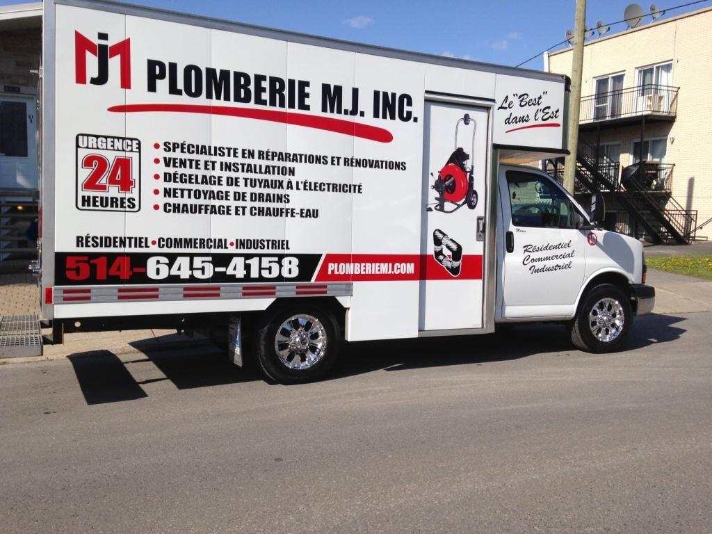 Plomberie M. J. Inc. à Montréal-Est