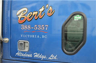 Bert's Enterprises in Victoria