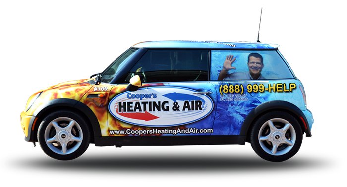 Cooper's Heating & Air image 0