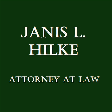 Hilke Janis L. Attorney at Law - ad image
