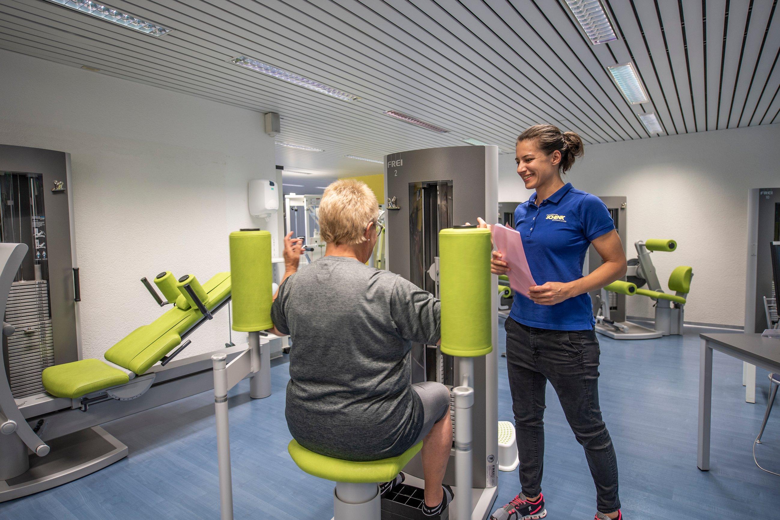Physiotherapie Schenk AG