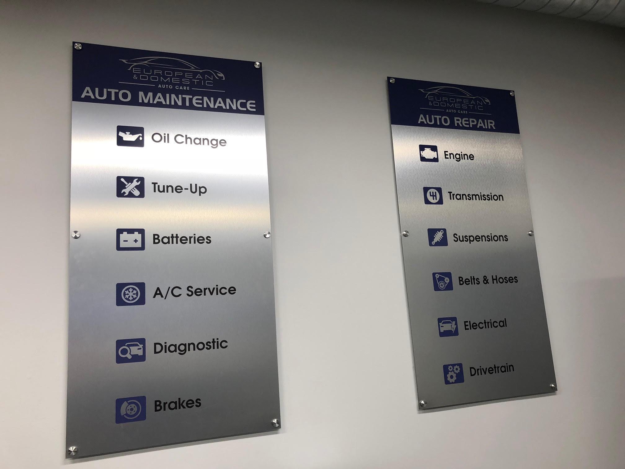 European and Domestic Auto care image 6
