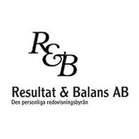Resultat & Balans AB logo