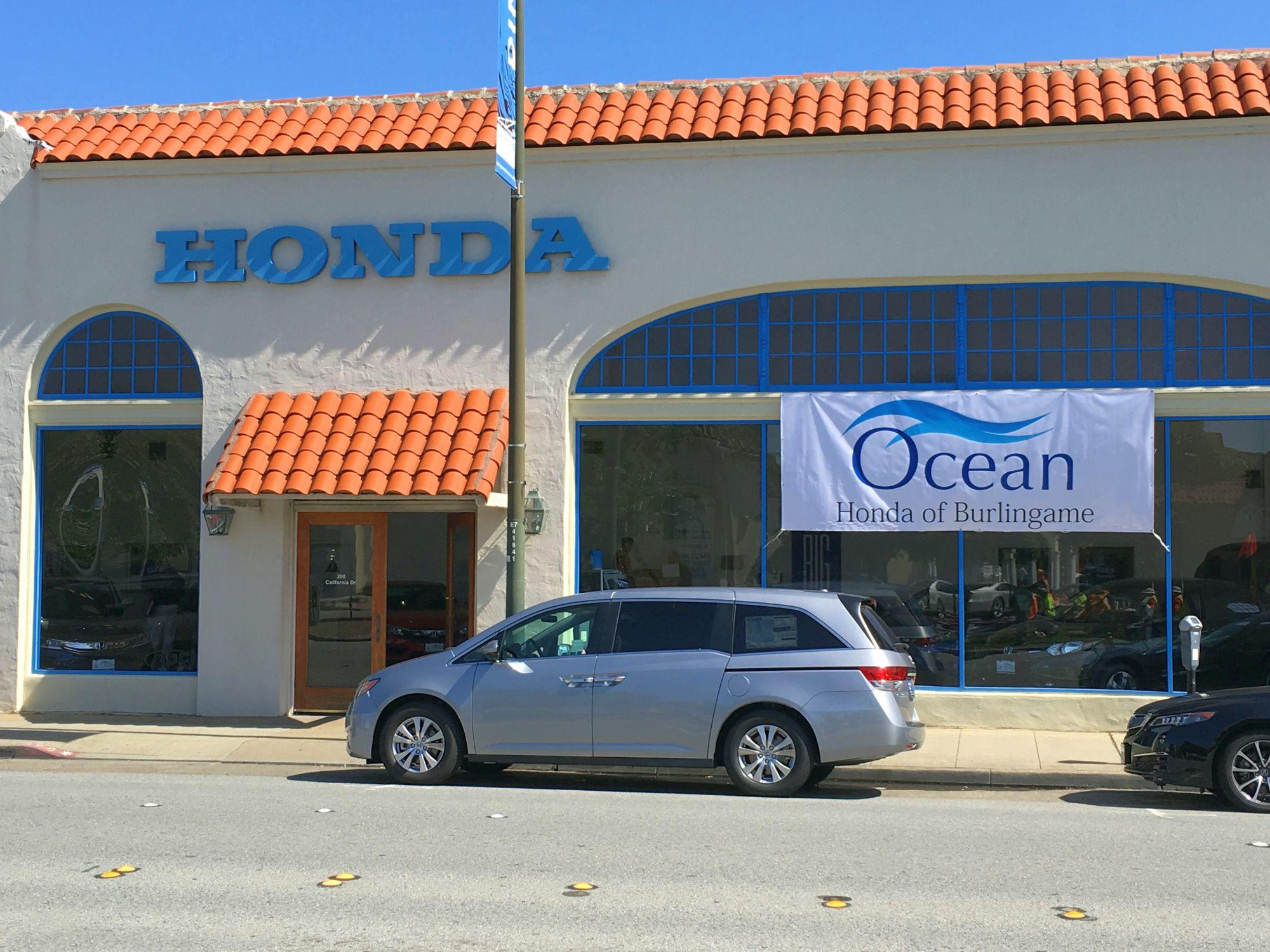 Ocean Honda of Burlingame 200 California Drive Burlingame CA Auto
