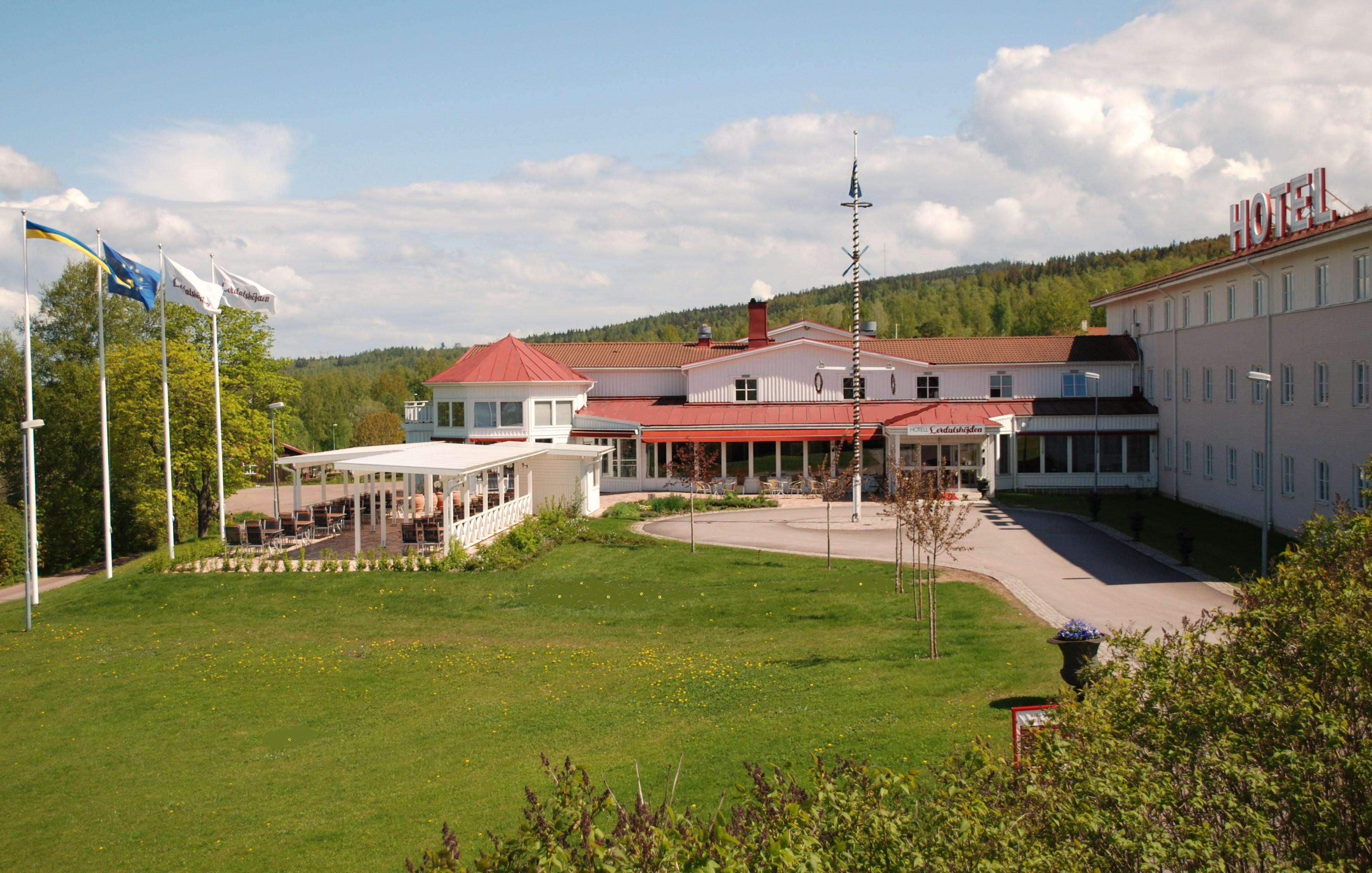 BEST WESTERN Hotell Lerdalshojden