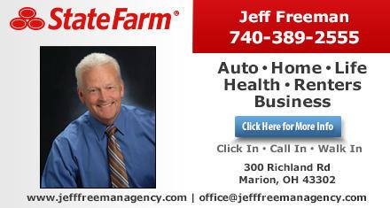 Jeff Freeman - State Farm Insurance Agent