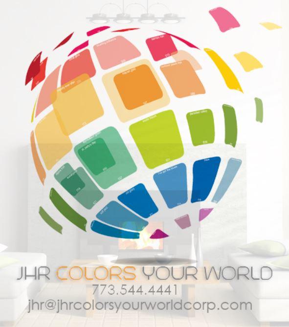 JHR Colors Your World Inc image 0