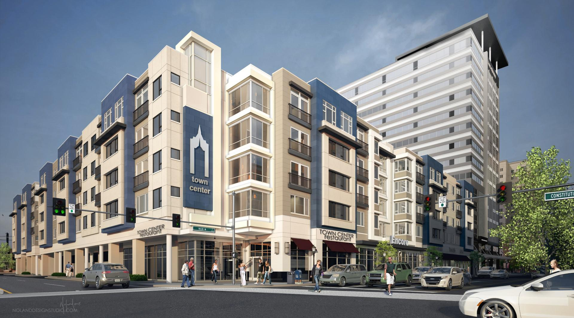 Encore 4505 at Town Center Apartments image 3