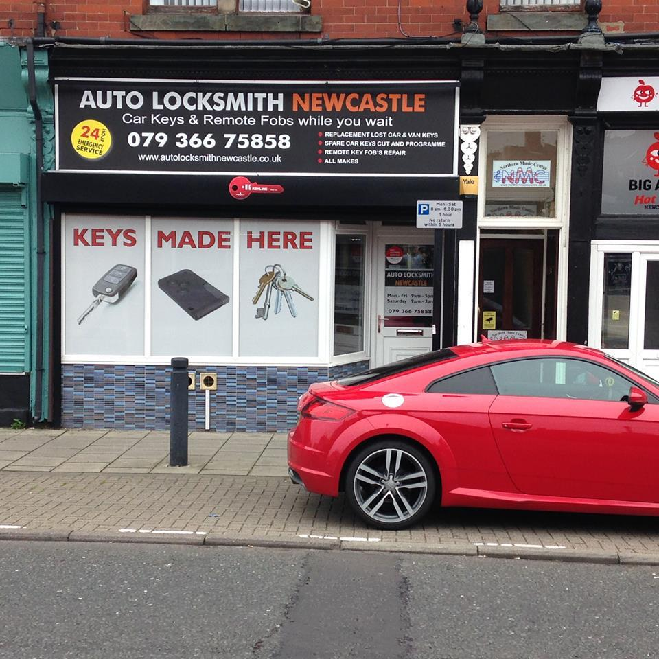 Locksmiths In Newcastle Upon