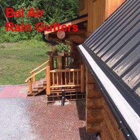 Bel Air Rain Gutters