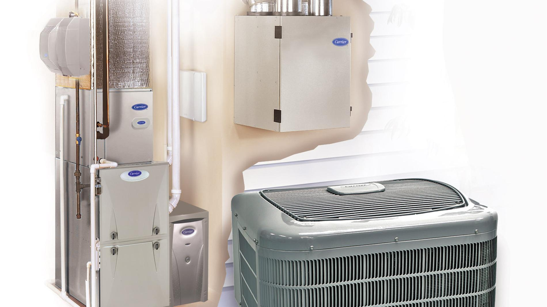 Dependable Heating and Cooling