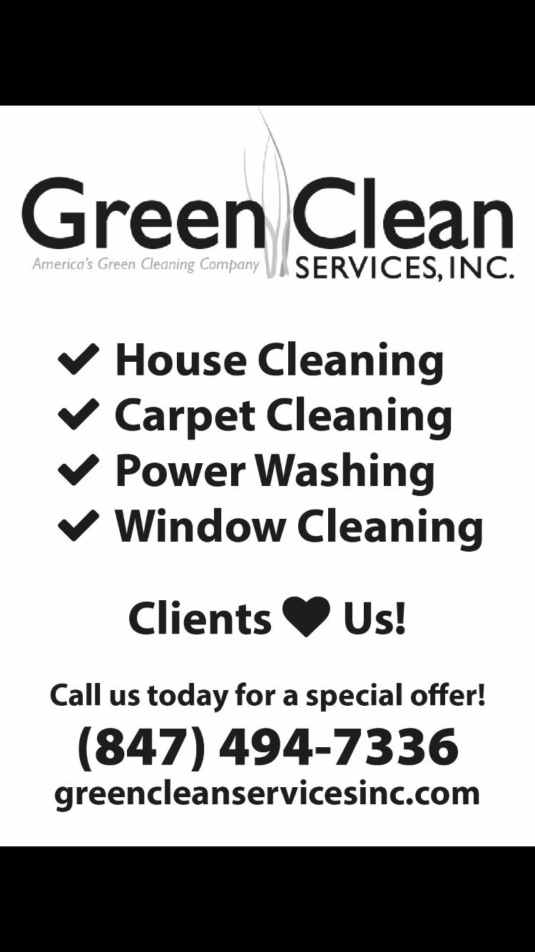 Green Clean Services