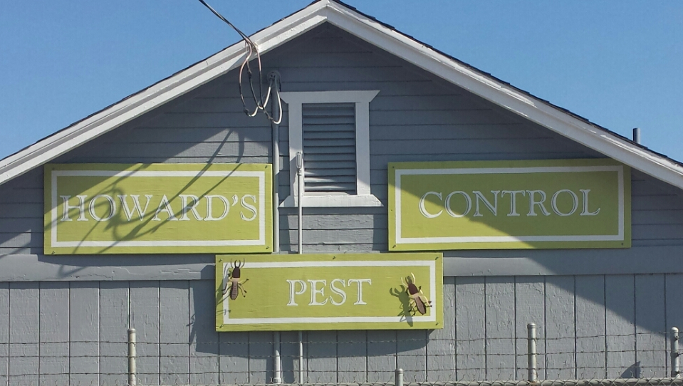 Howard's Pest Control image 0