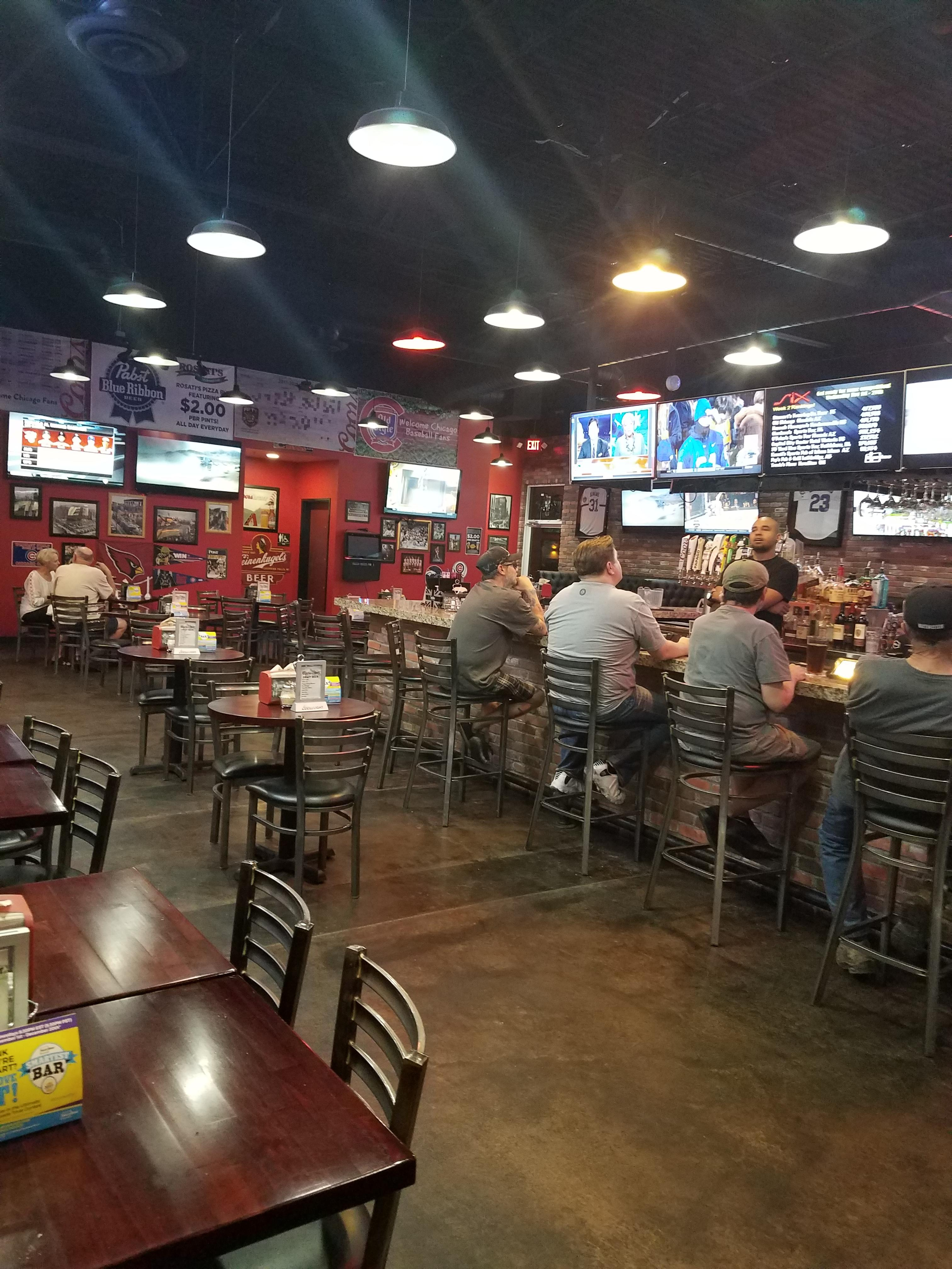 Rosatis pizza and sports bar image 2
