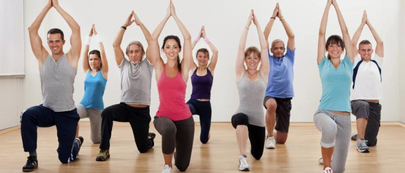 Yoga Studio in ON Mississauga L4Z 3E5 Mind To Body Yoga & Fitness 137-75 Watline Ave  (905)712-9642