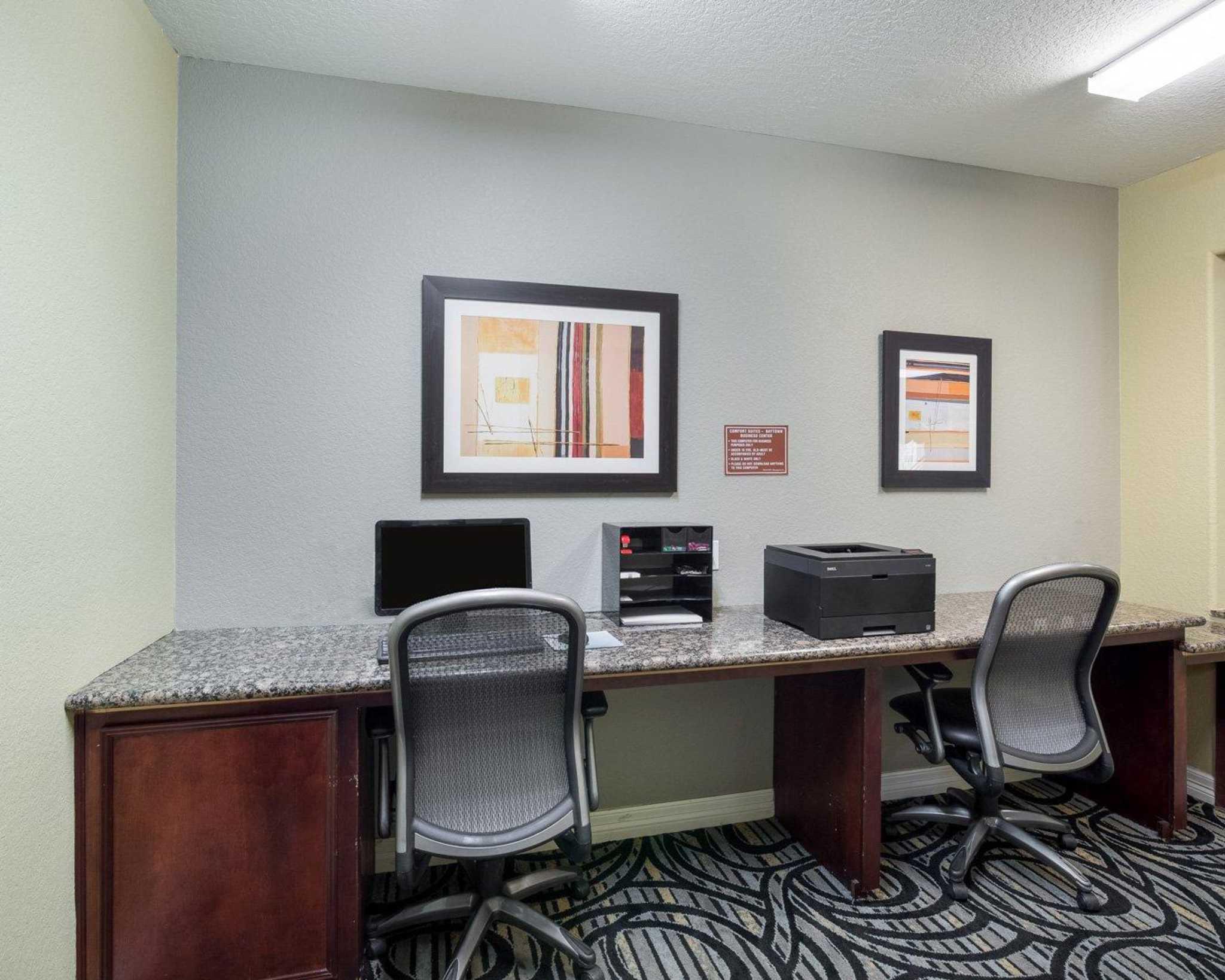 Comfort Suites image 56