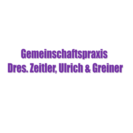 Logo von Gemeinschaftspraxis Dres. Zeitler, Ulrich & Greiner
