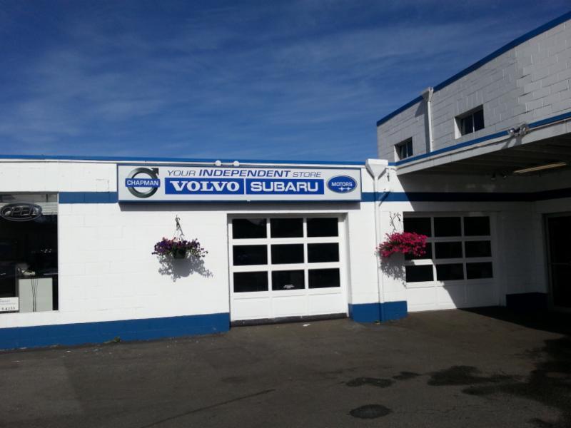 Chapman Motors Victoria