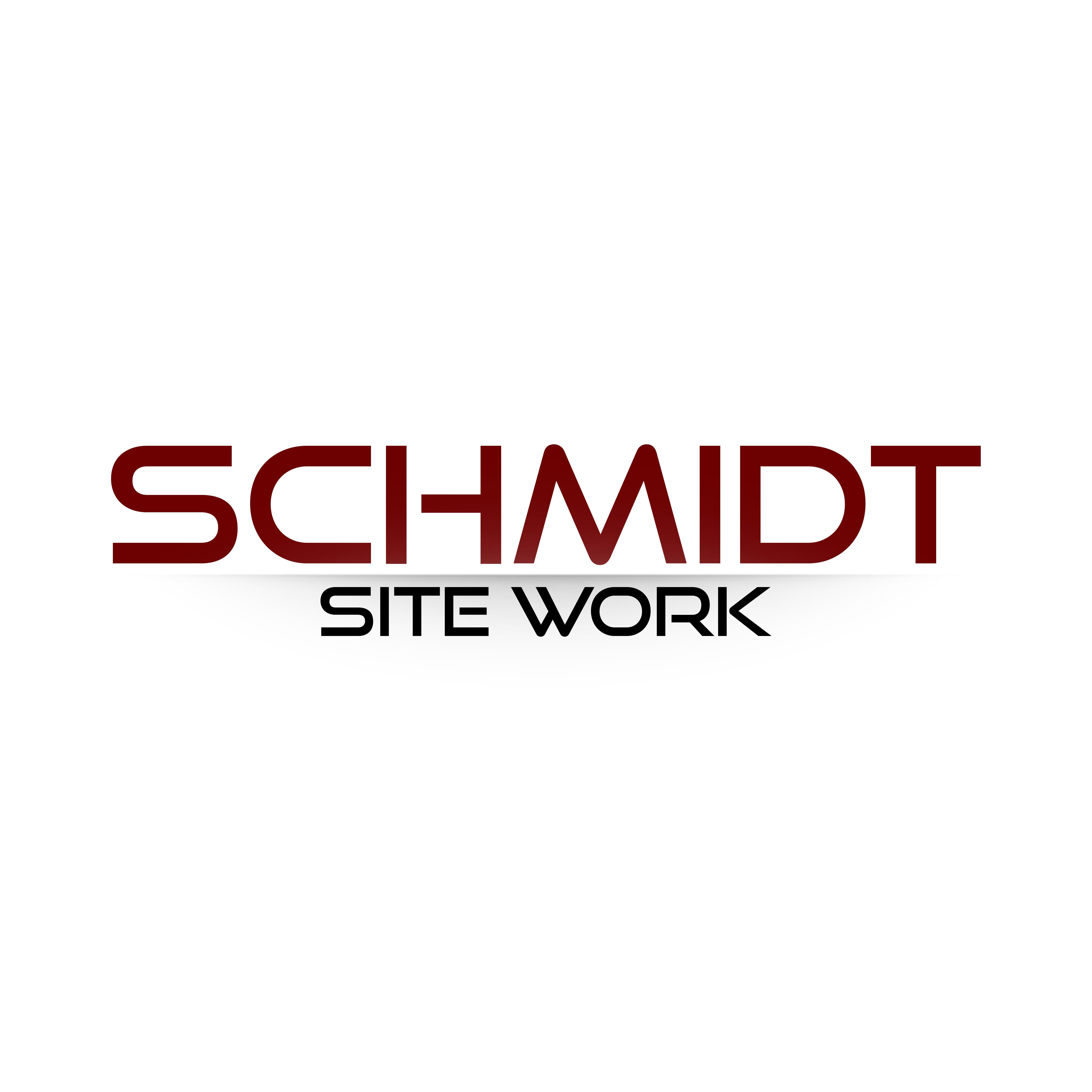Schmidt Site Work