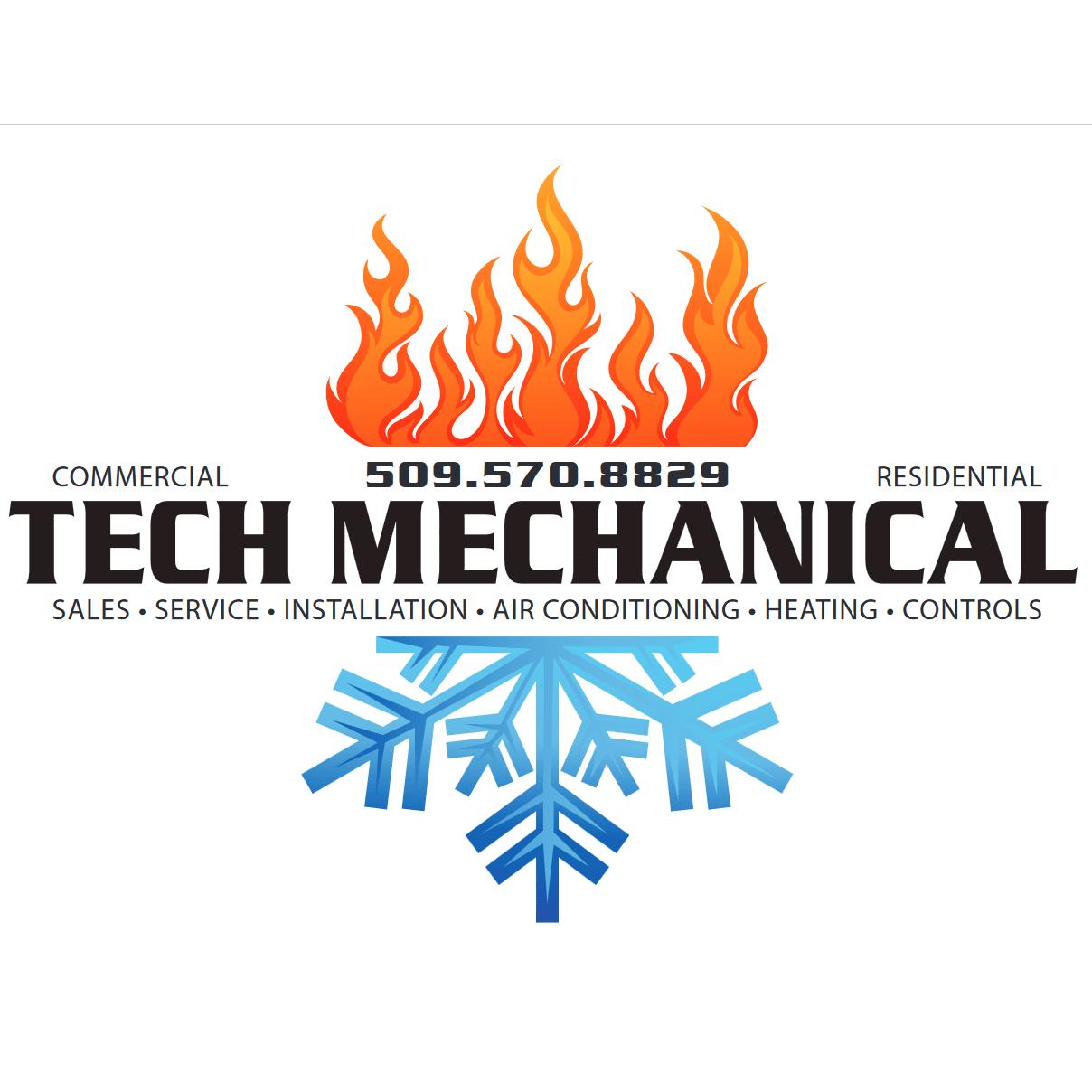 TECH MECHANICAL LLC 1521 N Argonne Rd Suite C261 Spokane Valley WA