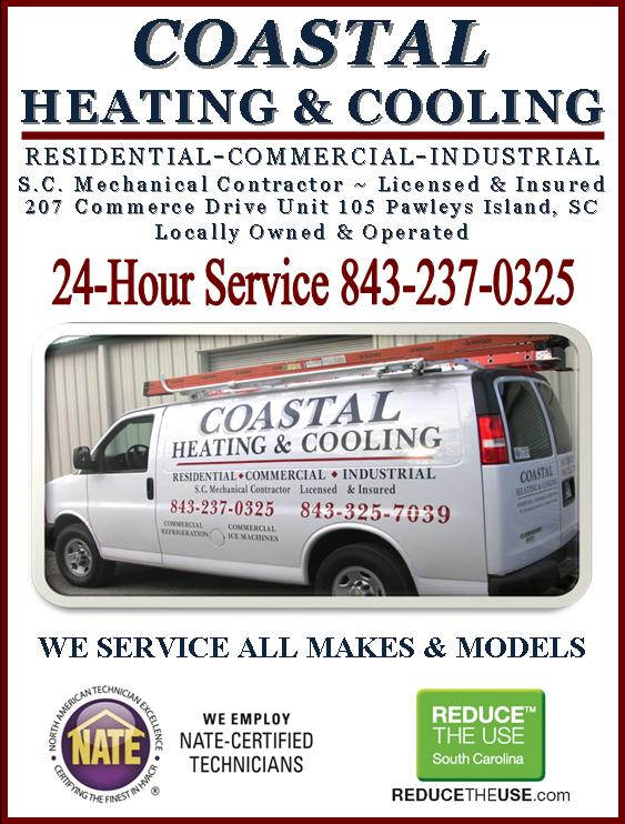 Coastal Heating and Cooling image 1