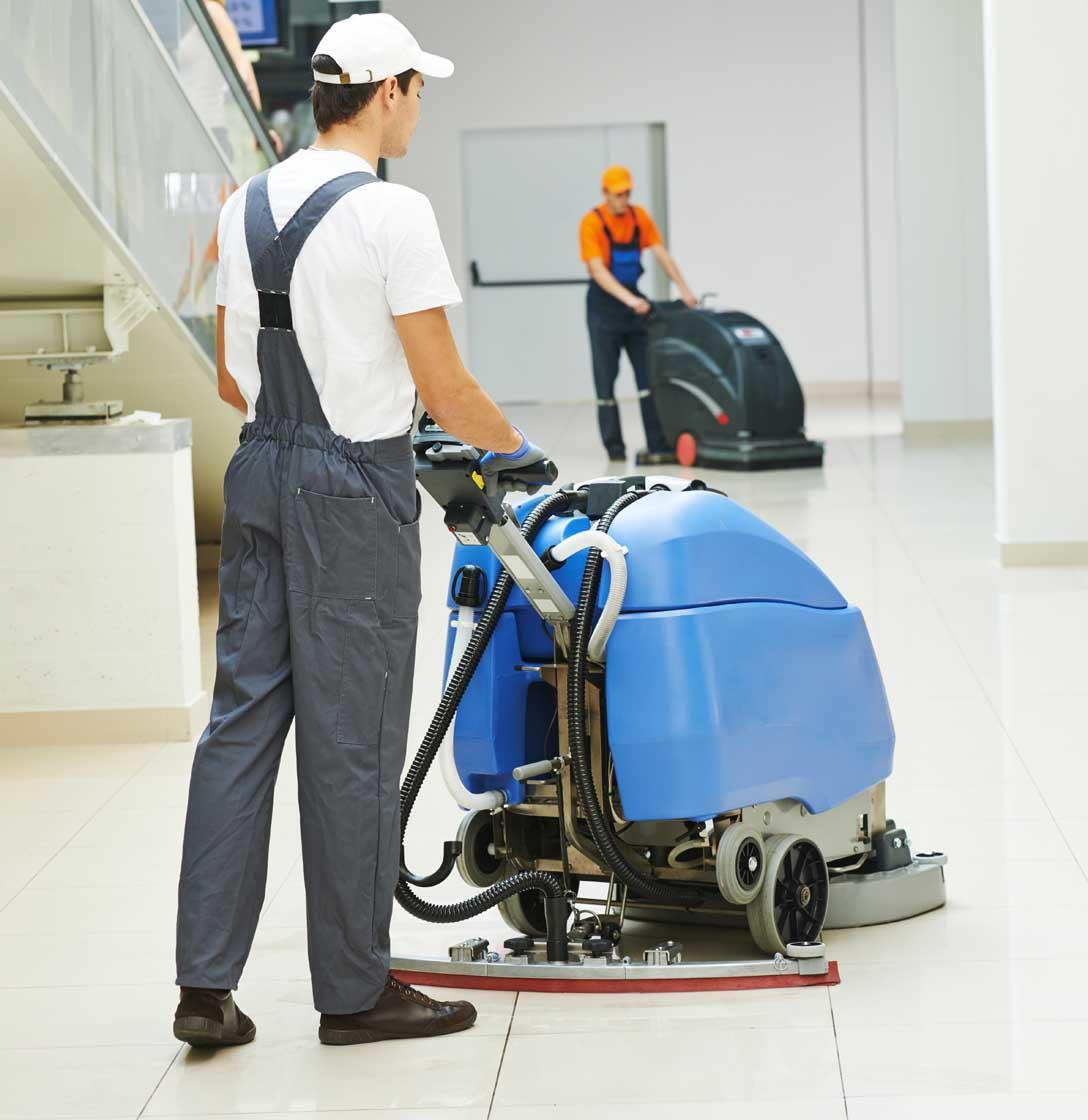EDE Commercial Cleaning image 1
